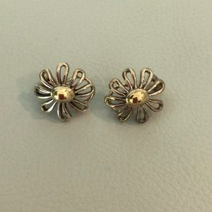 Vintage Paloma Picasso Tiffany Earrings